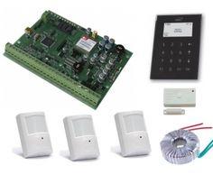 Sistem de alarma GSM ELDES  http://www.a2t.ro