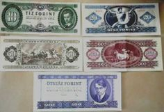 Forint Gold Money, My Heritage, My Memory, Archaeology, Retro Vintage, The Past, Childhood, 1, Memories