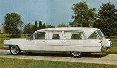 1964 Cadillac Limousine Hearse by Eureka