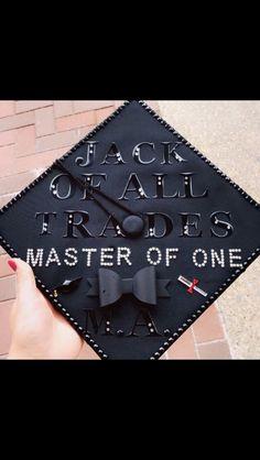 Masters Graduation Cap