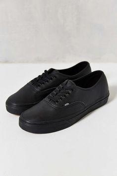 Vans Authentic Italian Leather Monochromatic Men's Sneaker