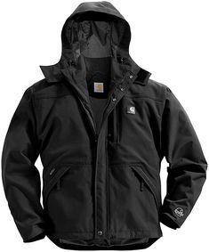 Carhartt Waterproof Breathable Jackets for Men | Bass Pro Shops