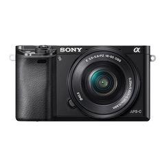 Câmera de montagem em E a6000 com sensor APS-C | Sony Store Brasil - Sony