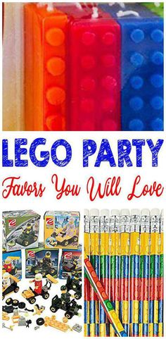 65P EACH 15 BAGS OF MIXED CHOCOLATE LEGO BRICK /& FIGURES PARTY BAG FILLERS