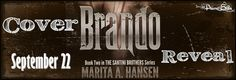 #giveaway Check out this hottie...Brando by Marita A. HansenStarAngels' Reviews: Cover Reveal - Brando by Marita A. Hansen (#giveaw...
