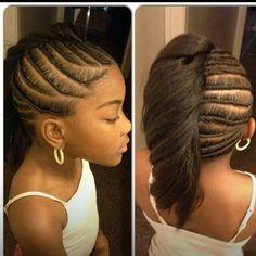 wrap hair styles