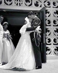 Johnny Cash e Vivian Limberto