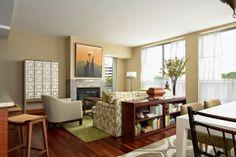 Küçük daireler için modern tasarımlar