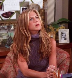 Jennifer Aniston | Rachel Green..Jennifer Aniston | Rachel Green..me again, staring into space..yeah, ADD sucks..-Mari