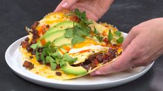 Breakfast Quesadillas: Start your day off right and live your best life with this delicious breakfast quesadilla recipe!