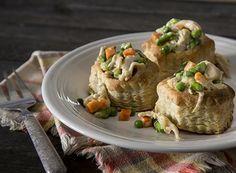 Puff Pastry Chicken Pot Pie   Publix Recipes