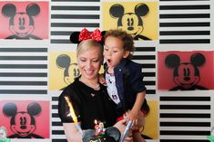 Mickey Mouse Birthday Party Ideas | Photo 2 of 52 | Catch My Party
