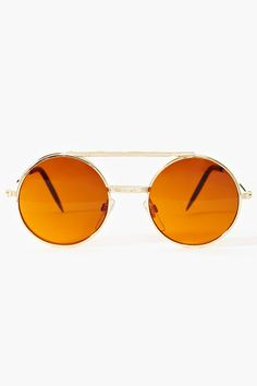 Flip Side Shades in Gold