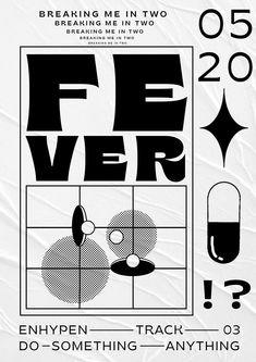 enhypen border carnival : fever poster ig : overlysie