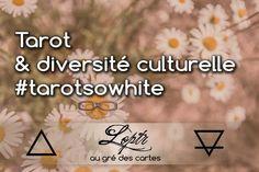 Mais pourquoi tout les personnages de tarots sont blancs ? #tarotsowhite Petite enquête sur la diversité dans la cartomancie et ses supports.