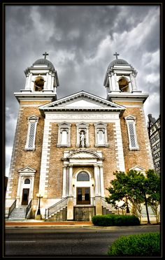 St. Francis de Sales, Paducah, Kentucky. I had my First Holy Communion here, as did my mother.