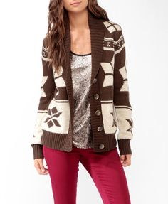 Find your favorite sweater & cardigan styles at Forever Cozy up in our oversized knits with classic crochet cardigans, ribbed sweater dresses, velvet sweatshirts, chenille tops & more! New Outfits, Trendy Outfits, Cool Outfits, Cute Winter Sweaters, Sweaters For Women, Cardigan Fashion, Passion For Fashion, Autumn Winter Fashion, Forever21