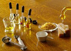 diy project: solid perfume pocket watch locket