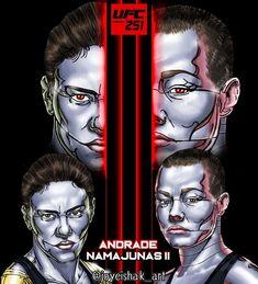 "7 Me gusta, 0 comentarios - Joyeishak Art ✍️📸🎥 (@joyeishak_art) en Instagram: ""UFC 251: @jessicammapro VS @rosenamajunas en Cyber art By: @joyeishak_art  #ufc #ufc251 #namajunas…"" Ufc, Cyber, Instagram, Movie Posters, Make Art, Portraits, Film Poster, Billboard, Film Posters"