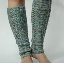 knitted leg warmers - Google Search