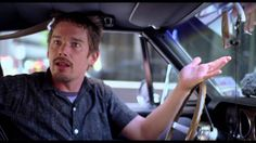 BOYHOOD Movie Scene - Talk To Me..... Conversations require two people to work. Don't let them become one sided.