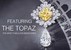 Topaz Gemstone, Diamond Earrings, Gemstones, Jewelry, Month Gemstones, Jewellery Making, Jewels, Jewlery, Gems