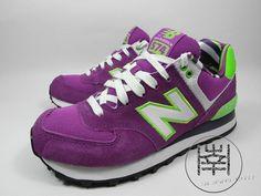 2013 nuevos zapatos auténticos de los hombres WL574YCB/YCG/YDB/YKG vela NB