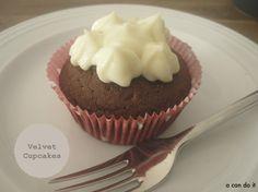 Velvet Cupcakes *