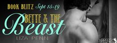 Tome Tender: Bette and the Beast by Liza Penn Blitz and Giveaway
