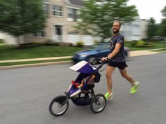 I love taking my kid for a run. Learning a few simple tricks has made running with him even better.