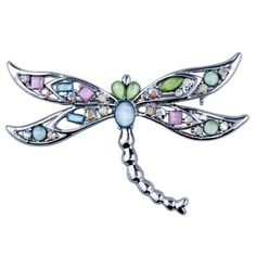 Czech Stone Dragonfly Brooches And Pins: http://www.amazon.com/Czech-Stone-Dragonfly-Brooches-Pins/dp/B002WYRWCG/?tag=greavidesto05-20