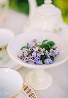 French Lavender and Pastel by AnnaCallie — Loverly Weddings