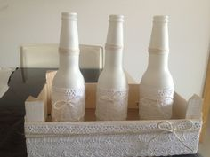Tutoriel pour customiser des bouteilles