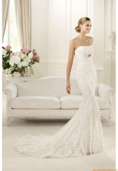 Wedding Dresses Pronovias Dietrich 2014