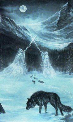 "brokentusk: "" Follow the path of the elder gods """