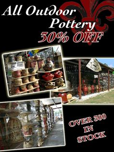 Pottery is located at our Central location