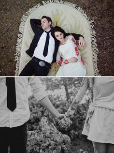 Such a beautiful engagement shoot!