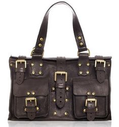 Mulberry roxanne Chocolate Brown