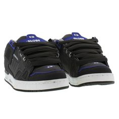 uk availability 1f008 3a61c Globe Shoes, Trainers, Mens Sabre Night Electric Blue - £64.99
