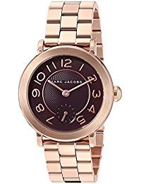 8b5b9234f Marc Jacobs Marc Jacobs Women's Riley Rose Gold-Tone Watch - MJ3489  $225.00Prime Cool