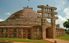 Sanchi Stupa is the oldest stone structure that was built during the period of King Asoka constructed over the relics of Buddha. Book your online bus tickets by logging in @ #Nakshatratrip Visit us @ - www.nakshatratrip.com