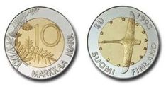 World Coins, Finland, Euro, Decorative Plates, Old Things, Money, Personalized Items, Coins, Silver