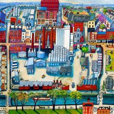'The Home of Guinness, Dublin' by Rob Hain