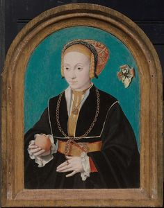 Margarethe von Aich by Bartholomäeus Bruyn the Elder, c. 1540