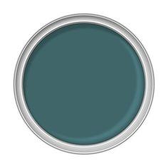 Teal Bathroom Paint, Kitchen And Bathroom Paint, Burgundy Bathroom, Peacock Bathroom, Bathroom Colors, Small Bathroom, Brown Bathroom, Kitchen Colors, Master Bathroom