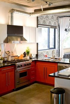 Our 10 Favorite Small Kitchens