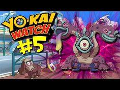 YO-KAI WATCH | PARTE #4 | UN YO-KAI TRANSFORMÁNDOSE EN HUMANO - YouTube