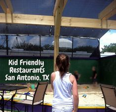 home is where they send us...: Kid Friendly Eating in San Antonio