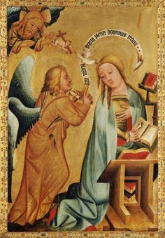 The Annunciation from the ...