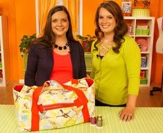 Sew a Duffle bag! Pattern and instructions with video